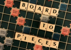 Board to Pieces